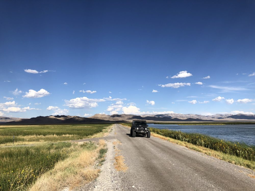 Pony Express Trail In Utah's West Desert | Expedition Portal