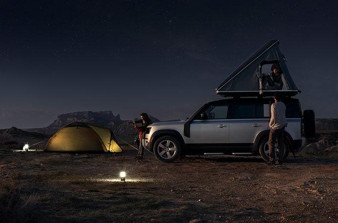 Land Rover Defender 2020 Overlanding