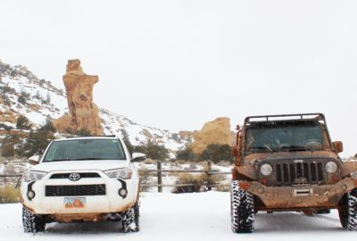 Jeep Wrangler Vs Toyota 4Runner