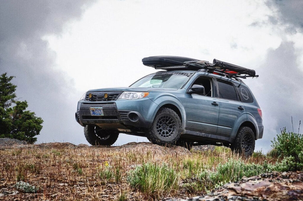 Ep 6: Overlanding in a Subaru with Softroadingthewest